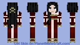 Julianna Margaret [LotC] Minecraft Skin