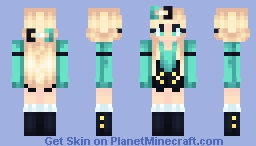 | Knitted With Love | ~* Marma *~ Minecraft Skin