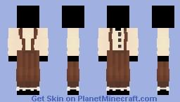 Brandybrook Suspended Minecraft Skin