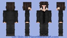 Four | Divergent Minecraft Skin