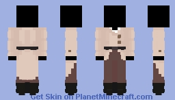 Doctor's Outfit [LotC] Minecraft Skin