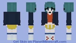 Chinatown Blues (Gumi) Minecraft Skin