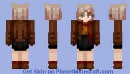 return Minecraft Skin