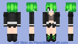 | Toxic Pollution | ~* Marma *~ Minecraft Skin