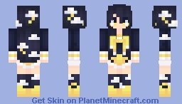 | Storm in the Room | ~* Marma *~ Minecraft Skin