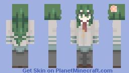 call me tsu Minecraft Skin