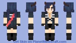 Ch'en~ [+1 Alt] Minecraft Skin