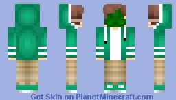 Illuminati - Hoodie Minecraft Skin