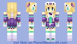 Histy Minecraft Skin