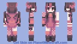 devil town ; fs Minecraft Skin