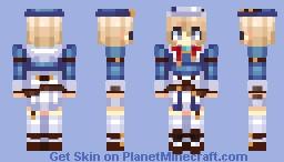 4GO Blanc Minecraft Skin