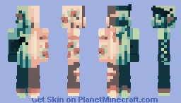 Contest Entry - Bad Habits Minecraft Skin