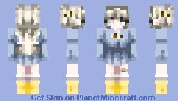 stolen innocence Minecraft Skin