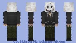 Dead By Daylight : The Legion Frank Morrison Minecraft Skin