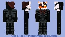 .·:*¨Molten Freddy-¨*:·. Minecraft Skin