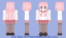 Miyu~ ♡ Minecraft Skin