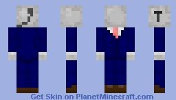 Toaster Man (Toggle Toast) Minecraft Skin