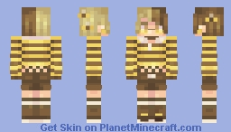 HA.  YOU THOUGHT YOU SAW THE LAST OF ME, A TEEN SKINNER Minecraft Skin