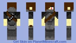 Thief male Minecraft Skin