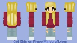 𝓢𝓸𝓷𝓰𝓼 𝓲𝓷 𝓽𝓱𝓮 𝓦𝓲𝓷𝓭 - 𝓞𝓒 Minecraft Skin