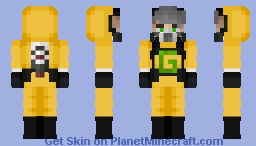 GORBгород OWERLORD DOGE - эпидемия (по рп чиста) Minecraft Skin