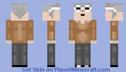 kurt outfit Minecraft Skin