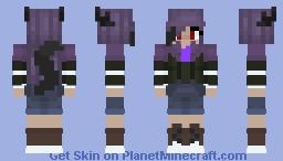 Selene Minecraft Skin