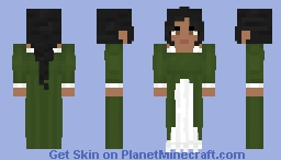 Green Southeron Minecraft Skin