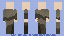 [LotC] Old Robes {Free to use} Minecraft Skin