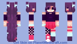 *Cool title here* Minecraft Skin