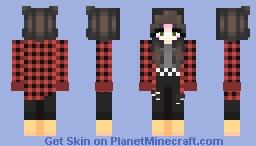hey look, its me - milo Minecraft Skin