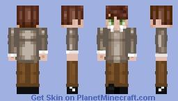 the best skin i've ever made Minecraft Skin