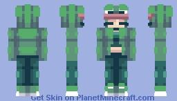 Did somebody say MEME ~𝓁𝒾𝓁𝓎𝒹𝑜𝑔 Minecraft Skin