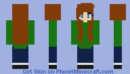 𝓦𝓲𝓷𝓽𝓮𝓻 𝓥𝓲𝔁𝓮𝓷 - 𝓡𝓮𝓼𝓱𝓪𝓭𝓮 𝓒𝓸𝓷𝓽𝓮𝓼𝓽! Minecraft Skin