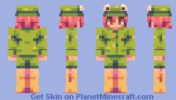 Ponds & Puddles (boy vers. in desc) Minecraft Skin