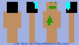 Tree 🌲 boy 👦🏻 Minecraft Skin