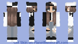 Edit of that other skin I published earlier. (Also made the edit earlier) Minecraft Skin