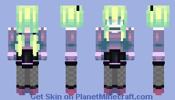🐰 Easter Eggs in the grass 🐰 Minecraft Skin