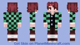 Tanjiro Kamado [哀] Minecraft Skin