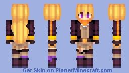 Yang Xiao Long - RWBY / Request Minecraft Skin
