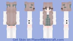this quarantine is making me insane Minecraft Skin