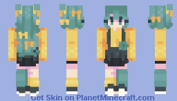 I don't like this ;-; Minecraft Skin