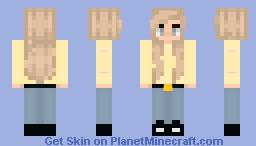 Reinys Seraphim - Human Form Minecraft Skin