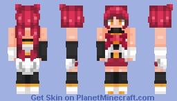 Star Guardian Jinx Minecraft Skin