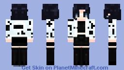 wannabe | itzy Minecraft Skin