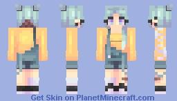 nice Minecraft Skin