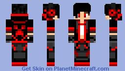 Jajden girl version 2 Minecraft Skin