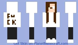 Hehehe Minecraft Skin