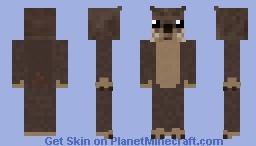 Otter Minecraft Skin