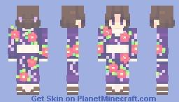 tamayo Minecraft Skin